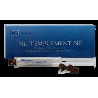 Nu TempCement NE 1 Syringe Kit Nu TempCement NE
